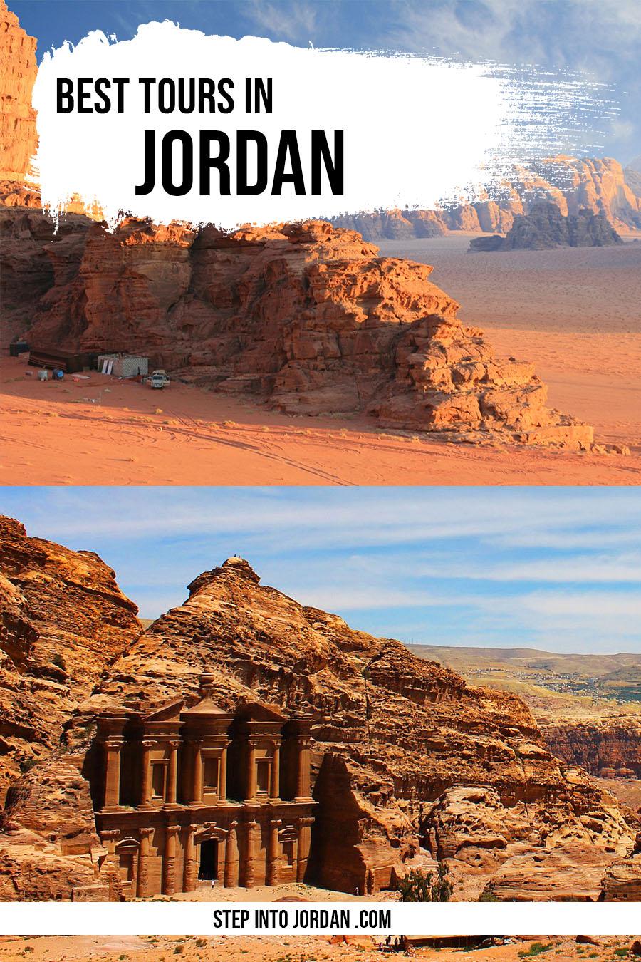 Best Jordan Tours Middle East
