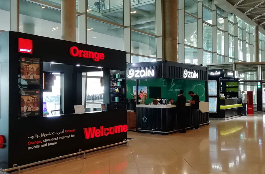 Cell Phone Shops In Amman Airport