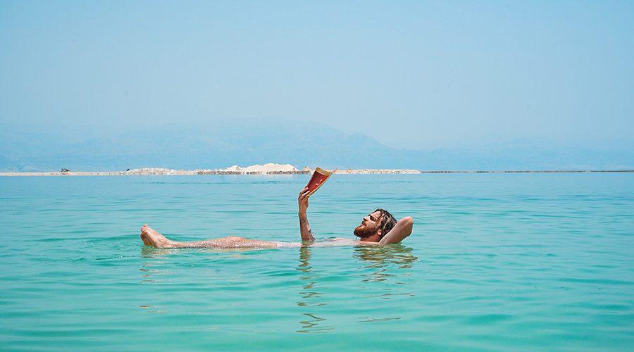 Israel Jordan - Dead Sea