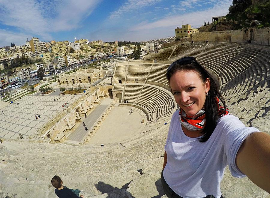 Jordan - Amman Roman Theatre