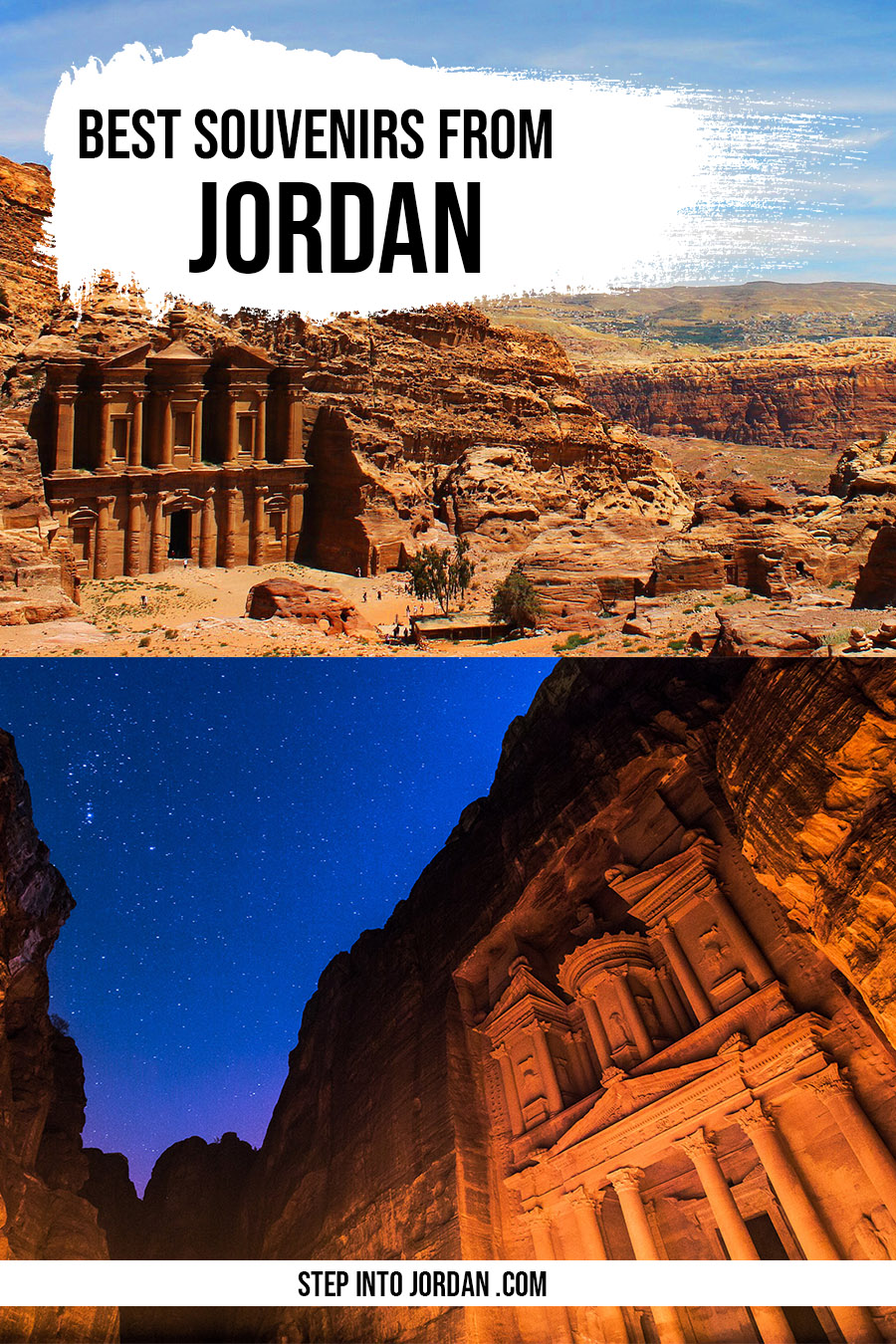 What to Buy in Jordan Souvenirs