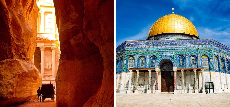 Jordan or Israel