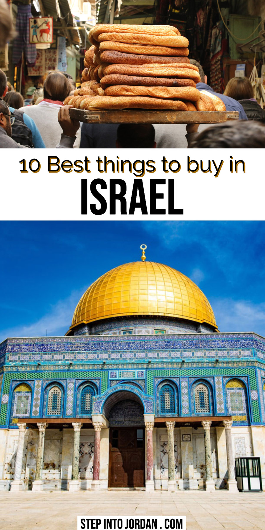 What to buy in Israel