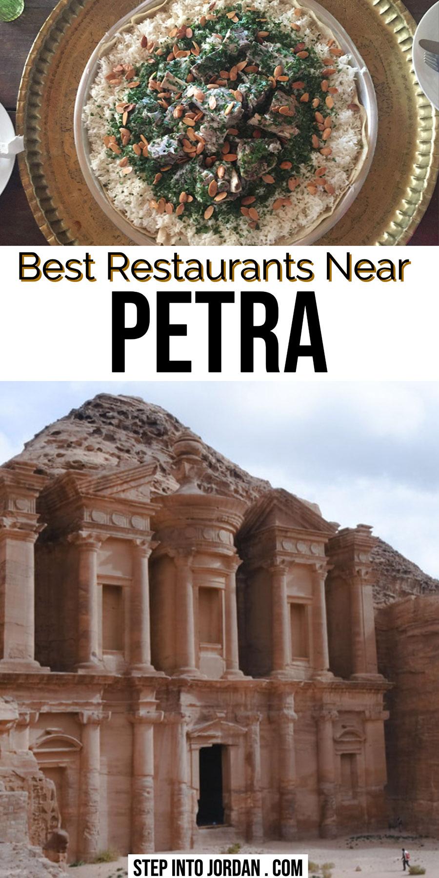 Wadi Musa Restaurants Near Petra Jordan