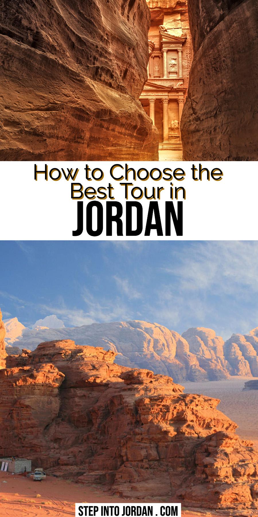 Jordan Tours and Travel