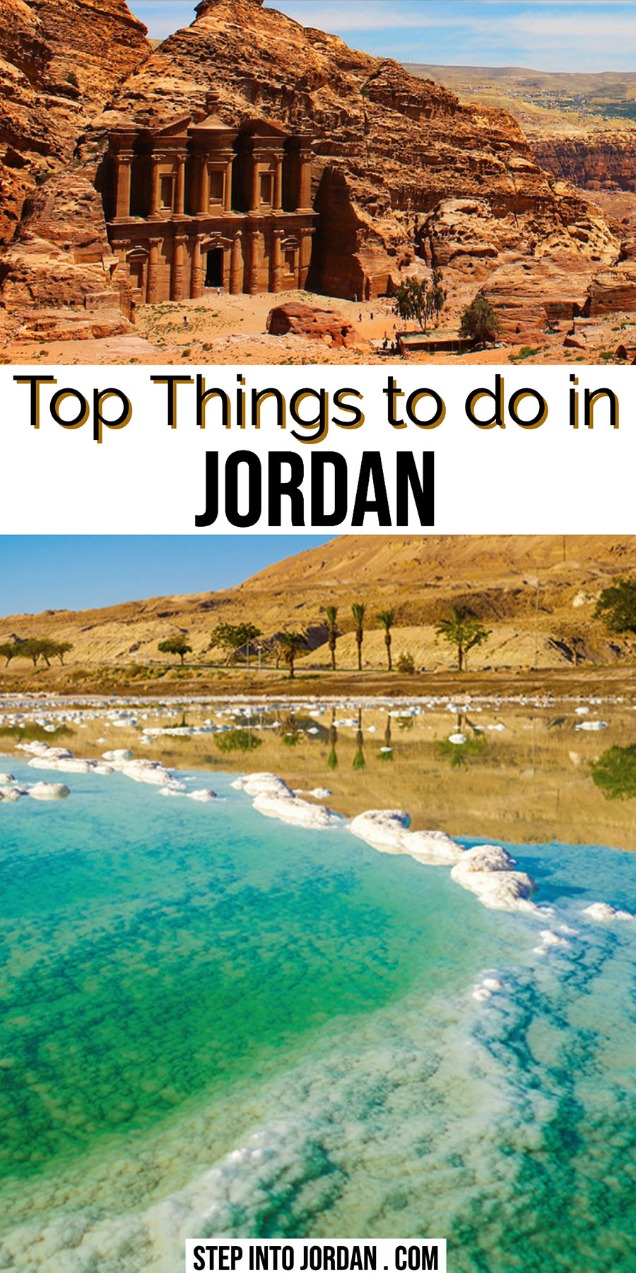Top Things to do in Jordan
