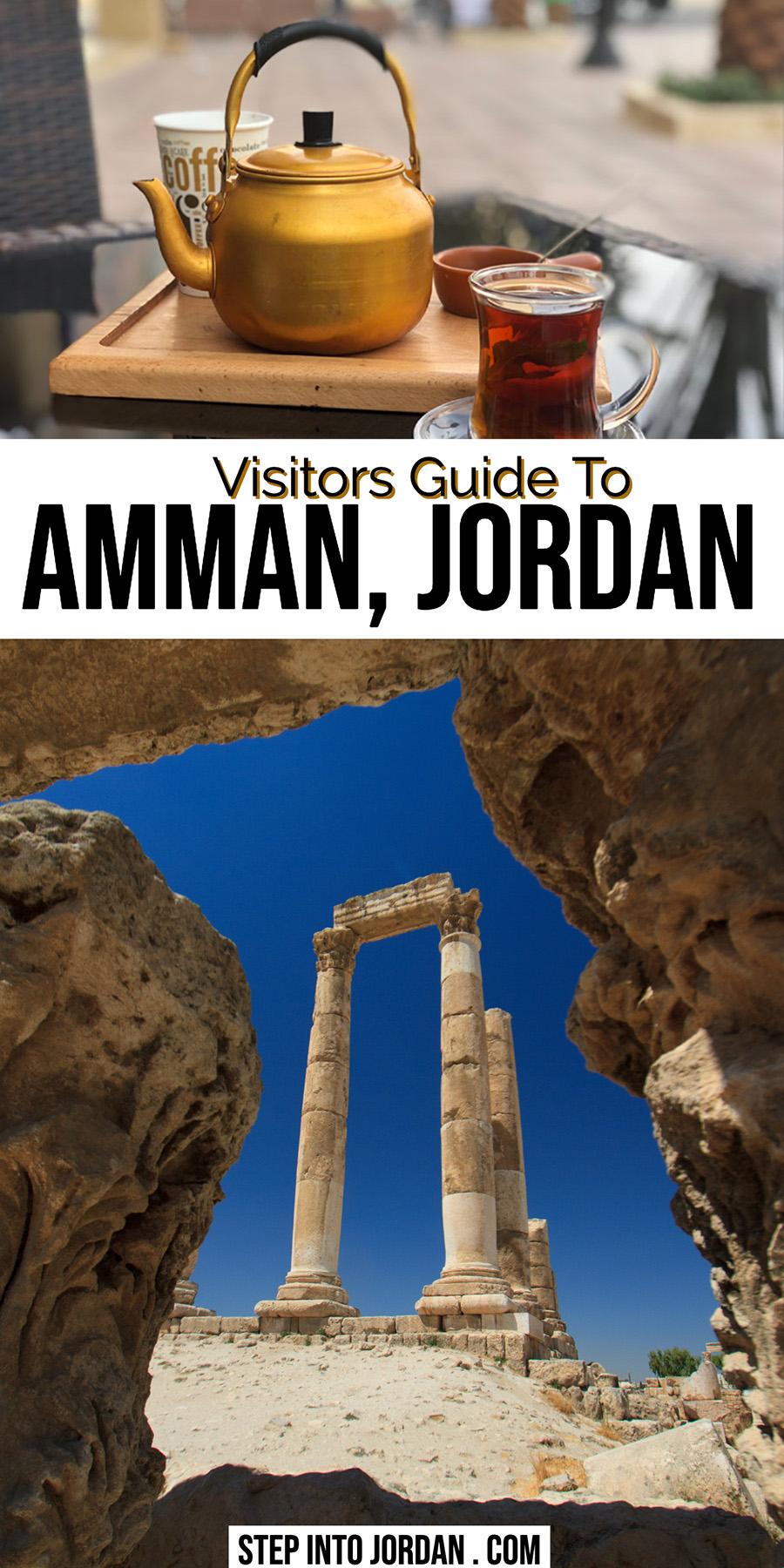 Visit Amman Guide