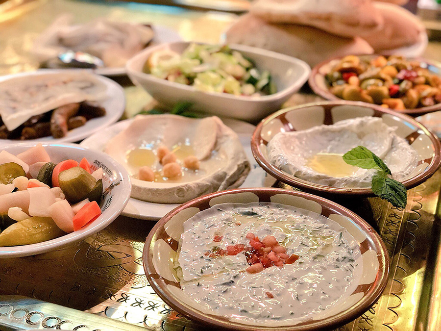 Jordan Food - Amman Restaurants