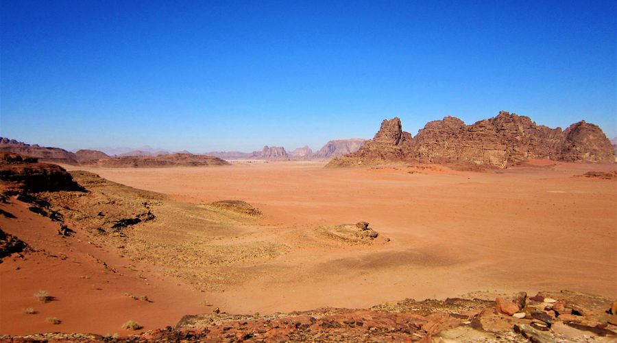 Jordan - Wadi Rum - The Best Time to Visit Wadi Rum Jordan Desert