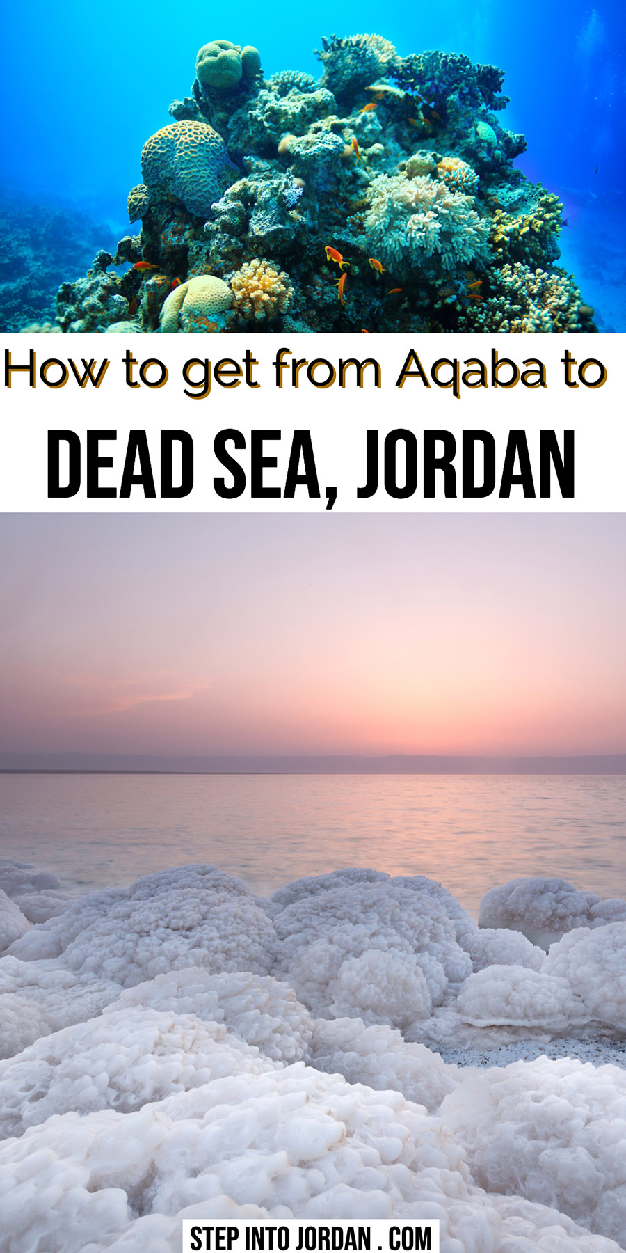 Aqaba to Dead Sea