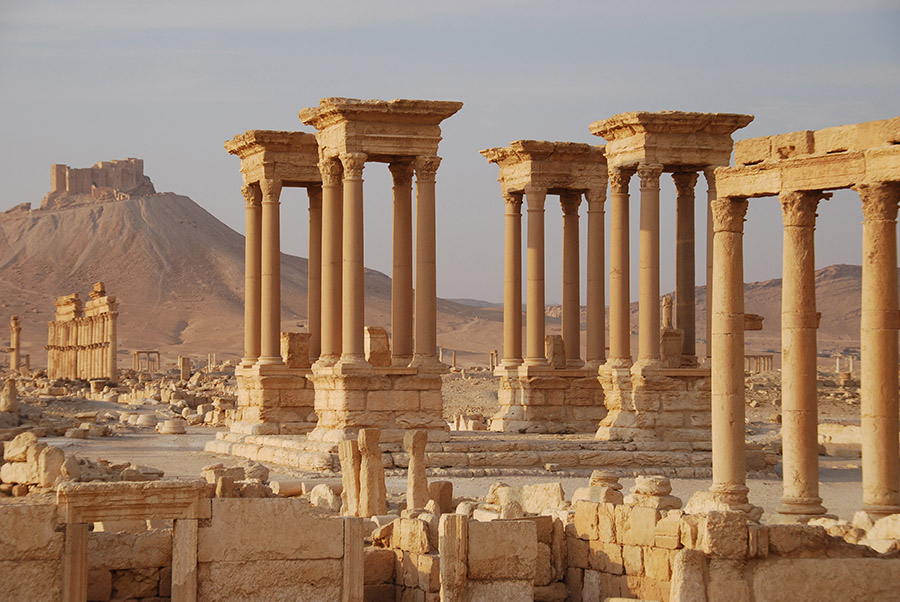 Syria Safety for Visitors