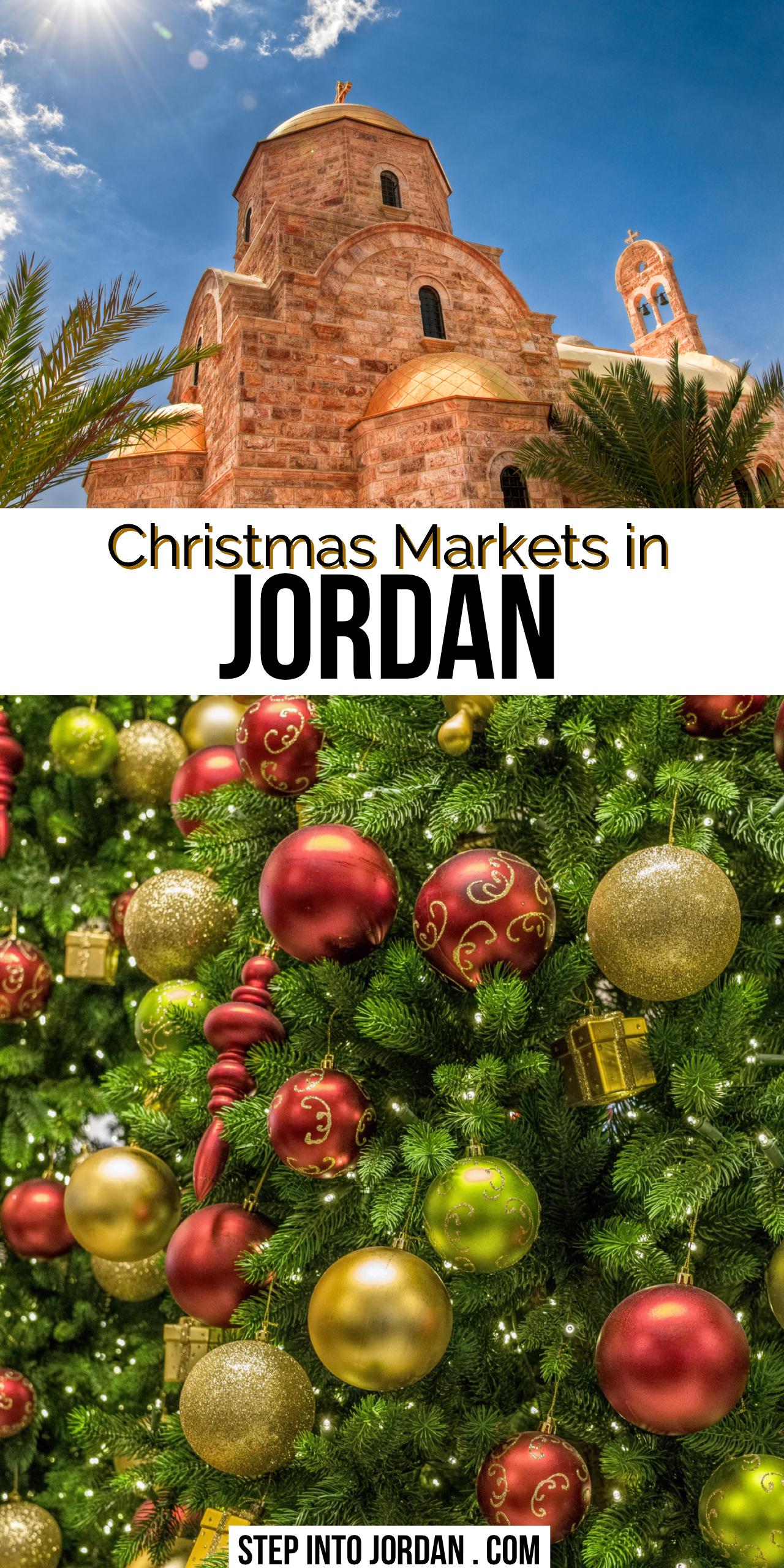 Amman Christmas Markets 2019