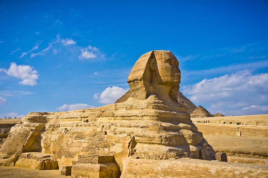 Egypt - Giza - Sphinx