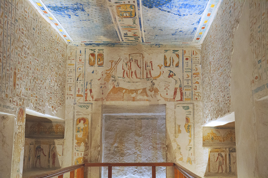 Luxor - Valley of the Kings - Tombs