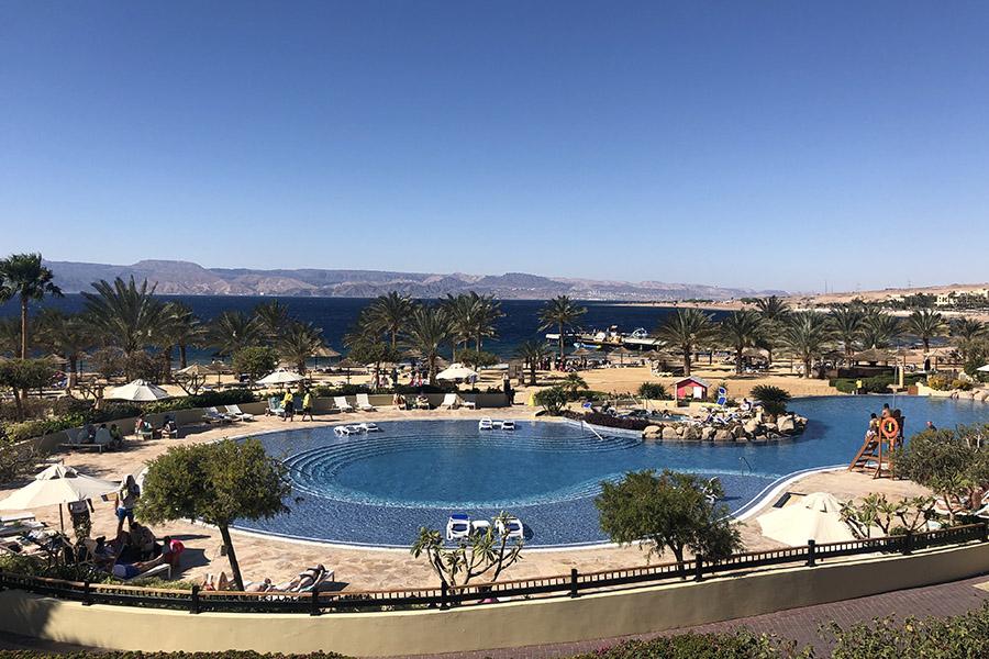 Aqaba - Tala Bay Movenpick Pool