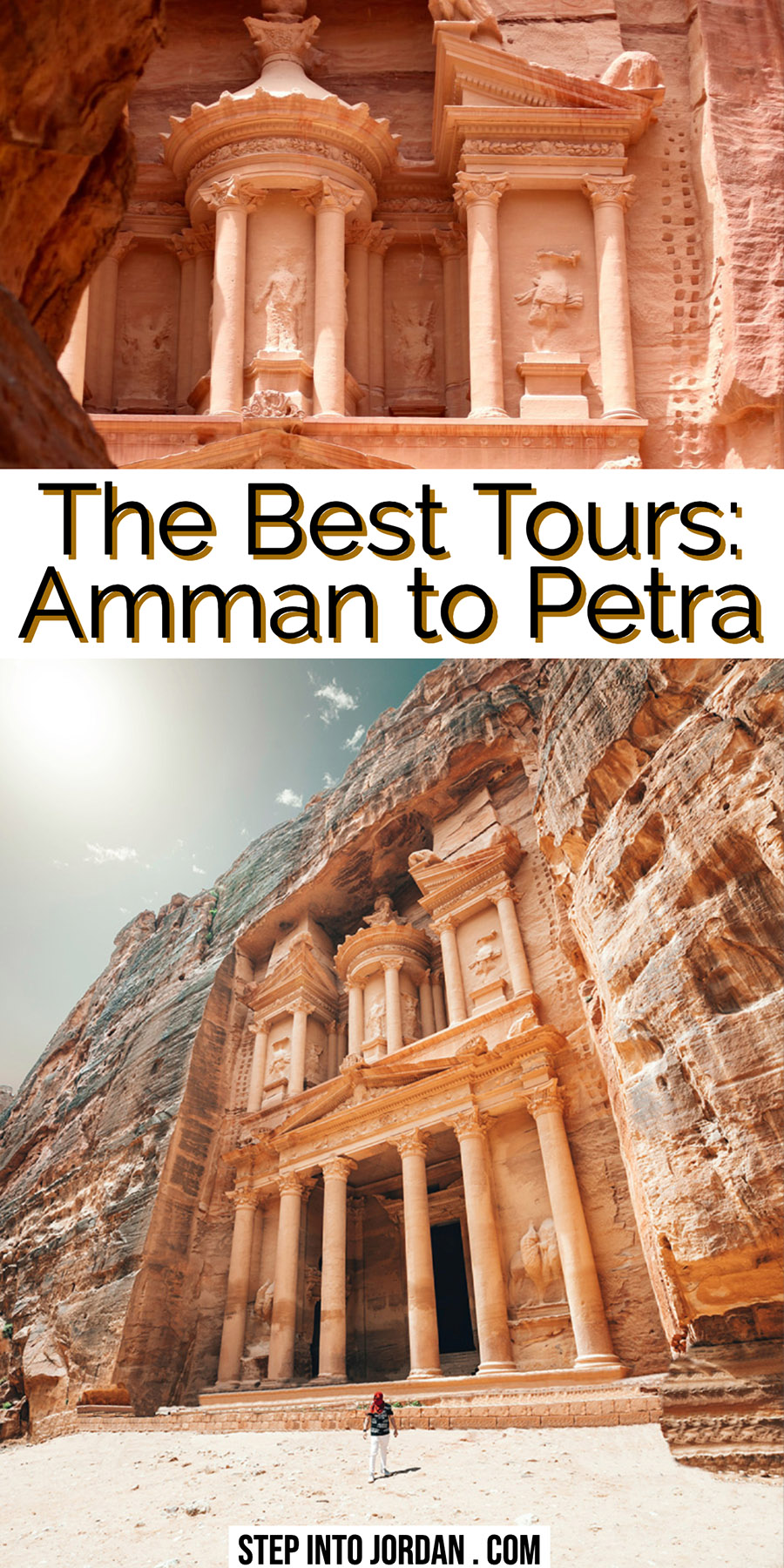 Best Petra Tours from Amman