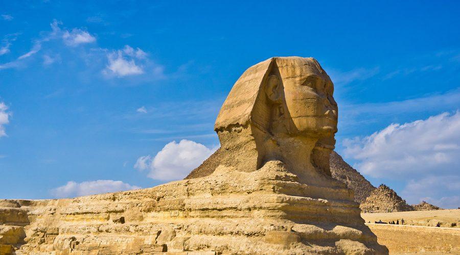 Egypt - Giza Sphinx