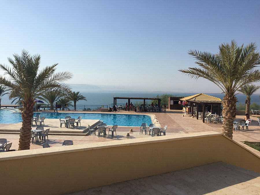 Jordan - Dead Sea - Amman Beach Resort