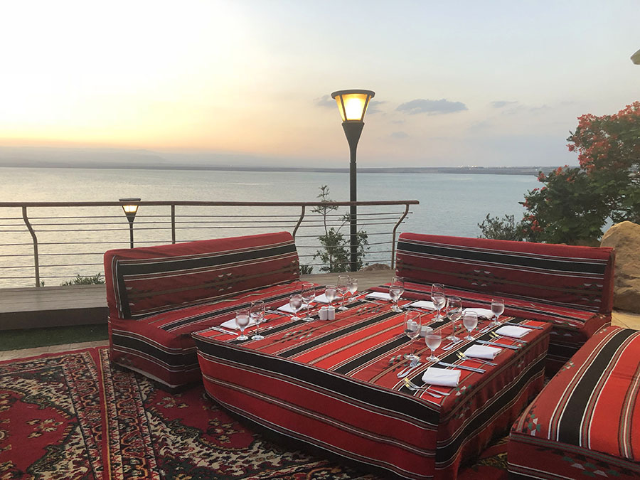 Jordan - Dead Sea Beaches