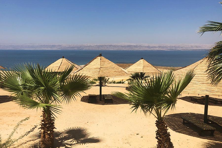 Dead Sea Spa Beach
