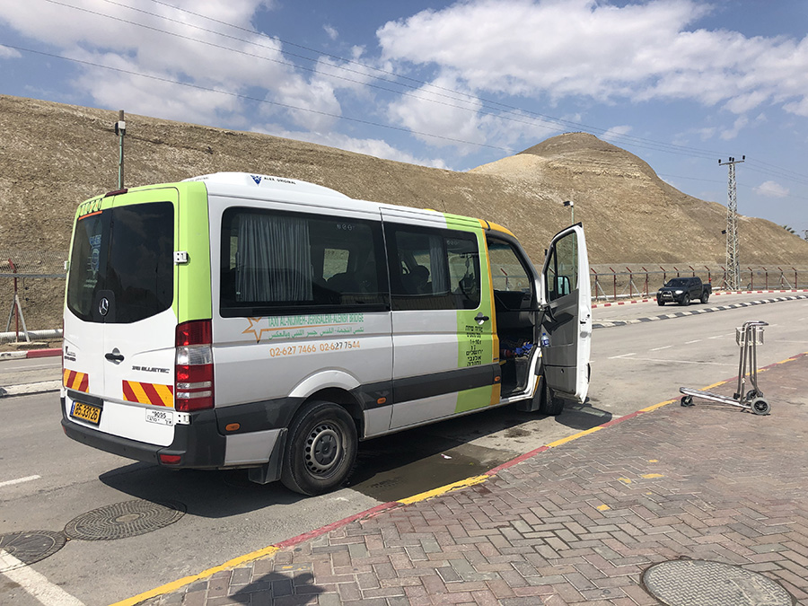 Israel Shared Taxi to Jerusalem