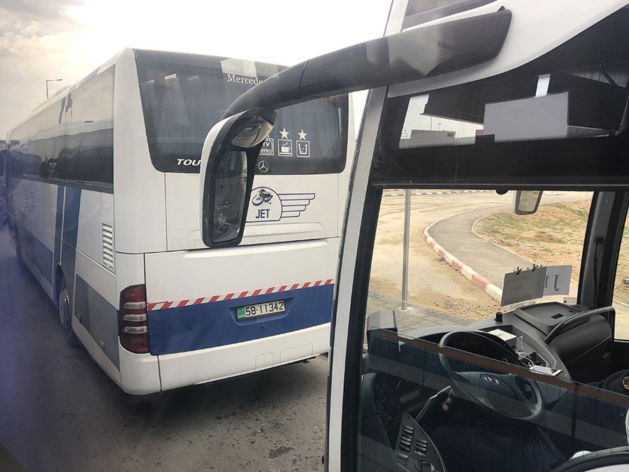 amman jerusalem bus