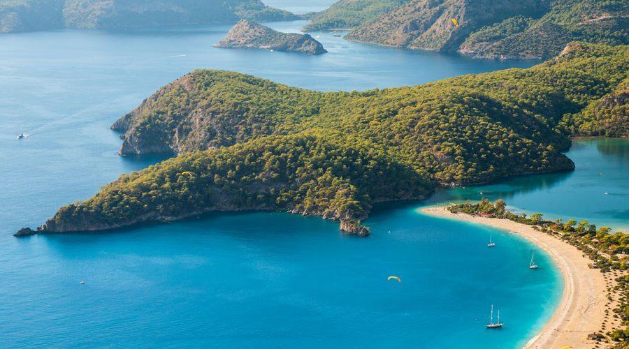 Best Beaches in Turkey - Oludeniz lagoon
