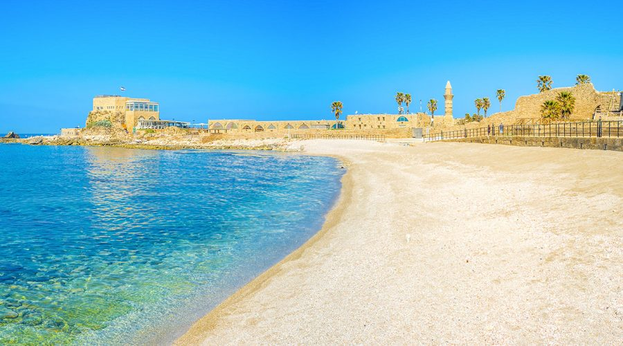 Best Beaches Israel