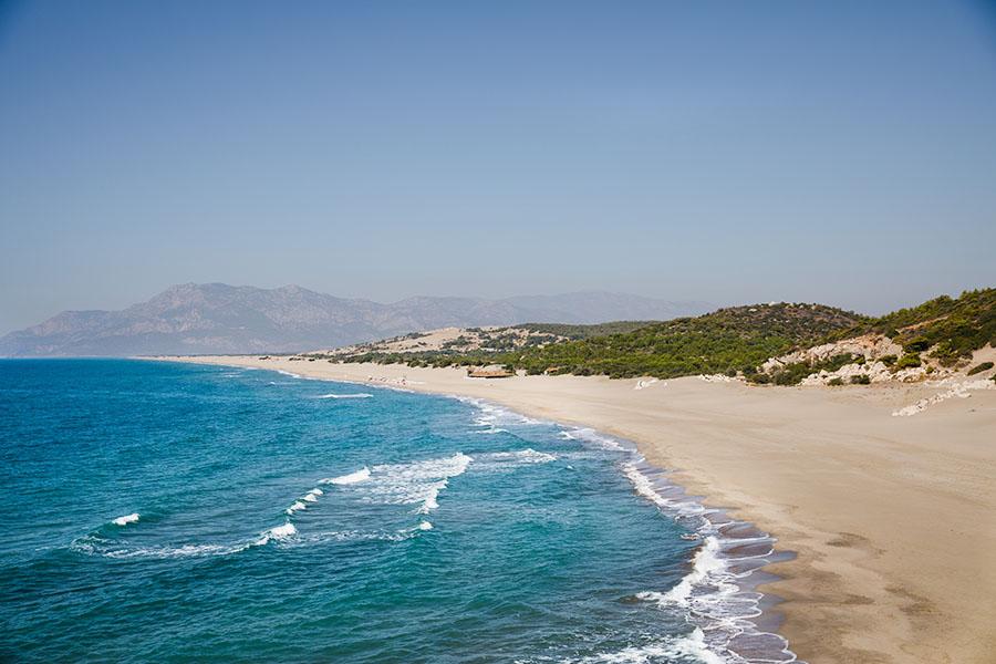 Turkey - Gelemis - Patara beach