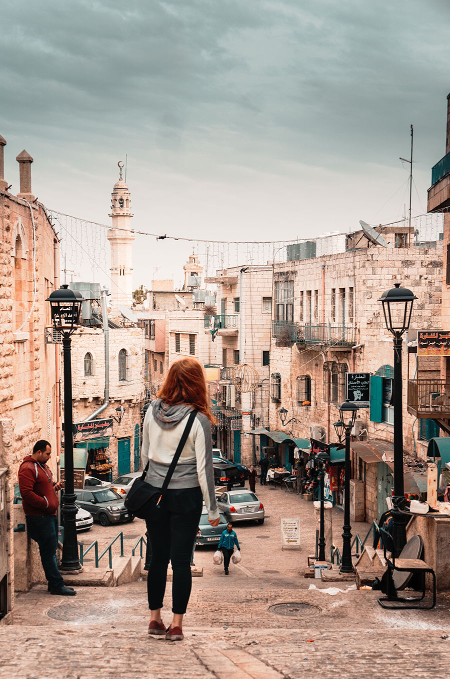 Palestine Bethlehem