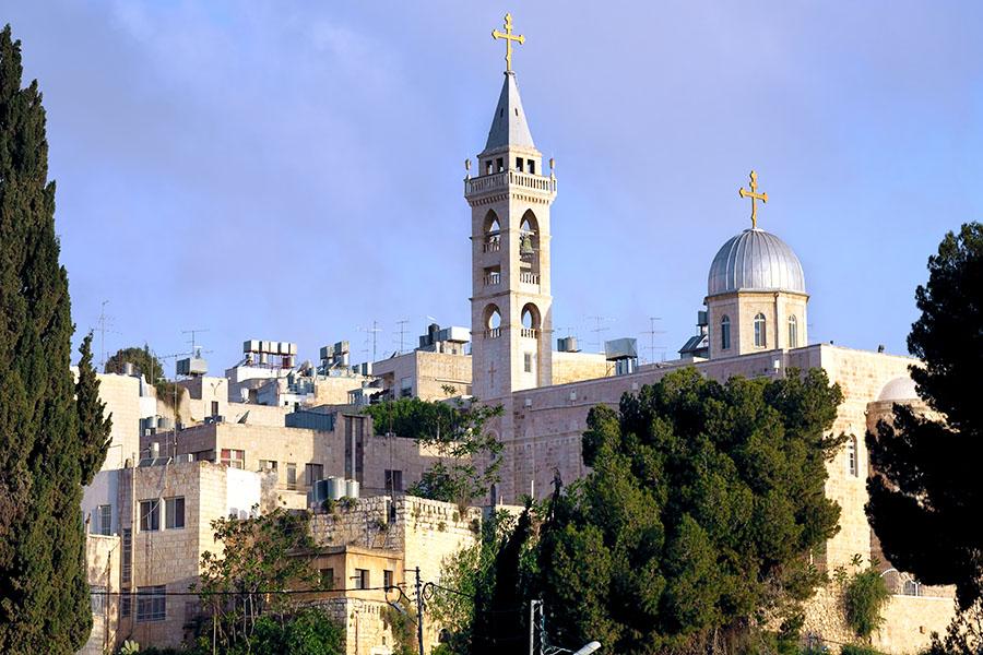 Palestine Bethlehem Church of the Nativity