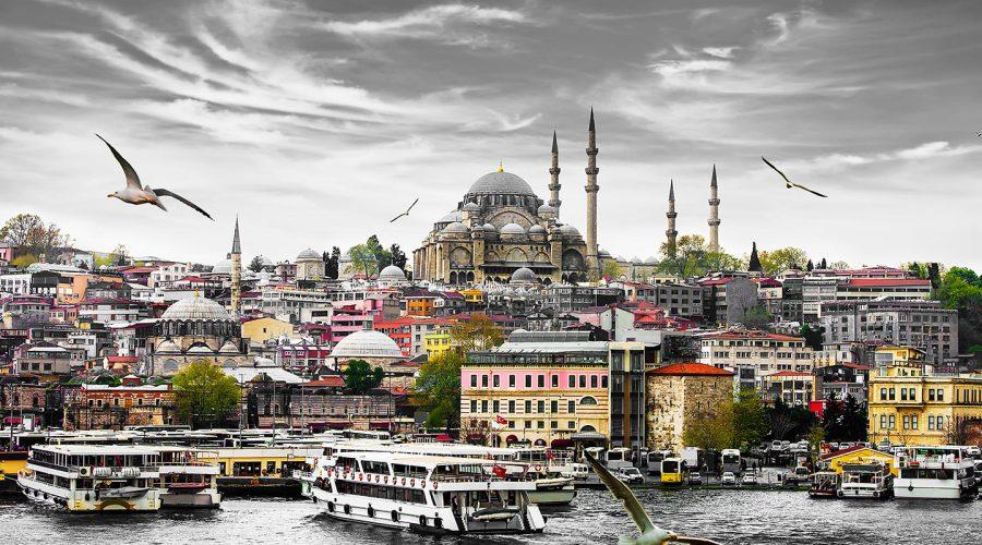 Turkey in December