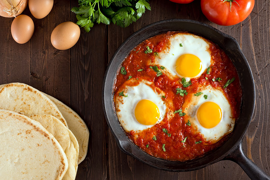 Tel Aviv Cooking Class Shakshuka