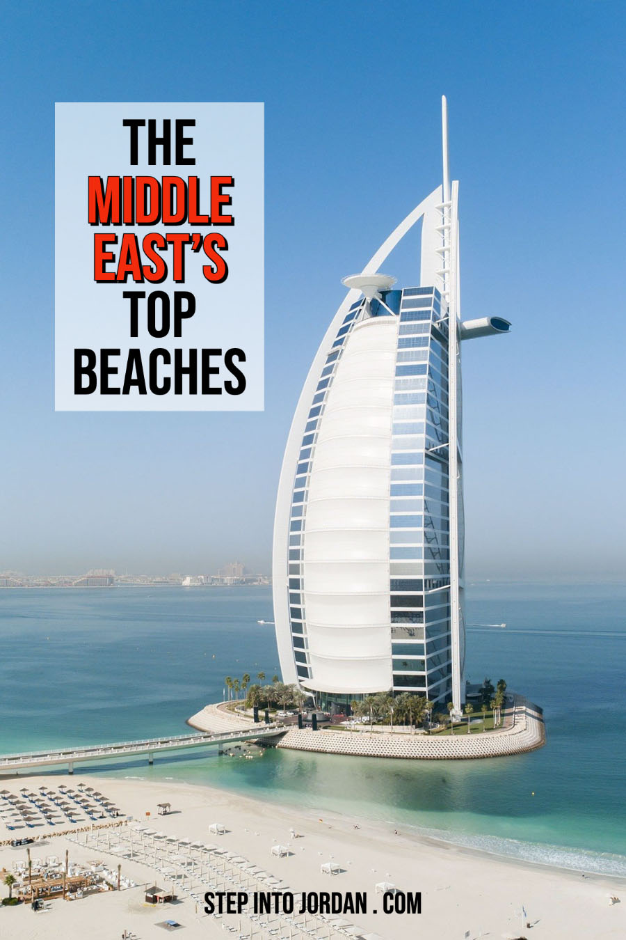 best beaches in Middle East