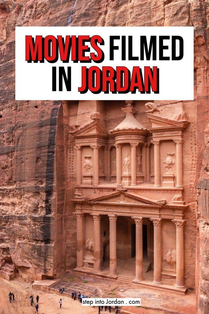 Movies filmed in Jordan