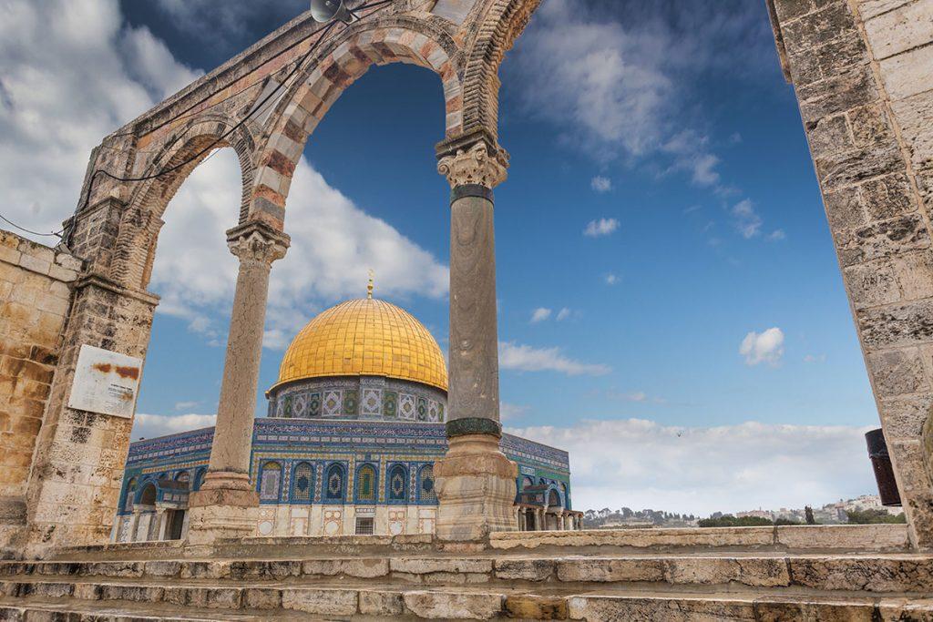 Jerusalem - Dome of the Rock