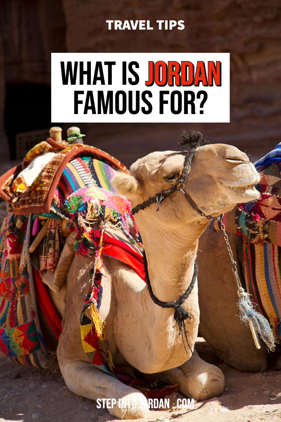 what is Jordan famous for?