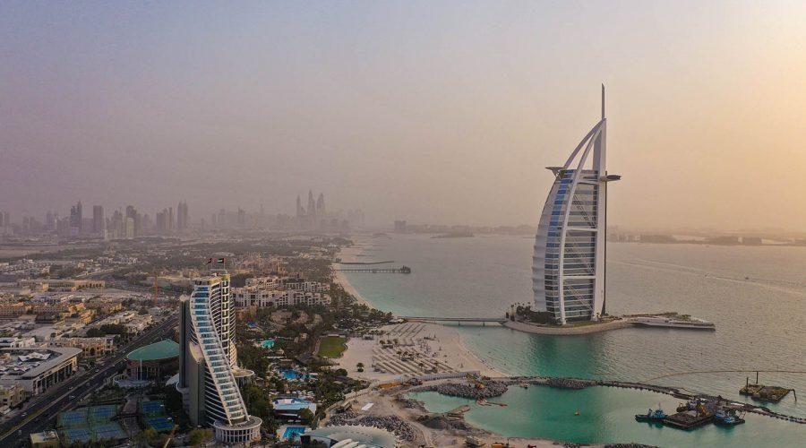 Dubai - Burj al Arab.