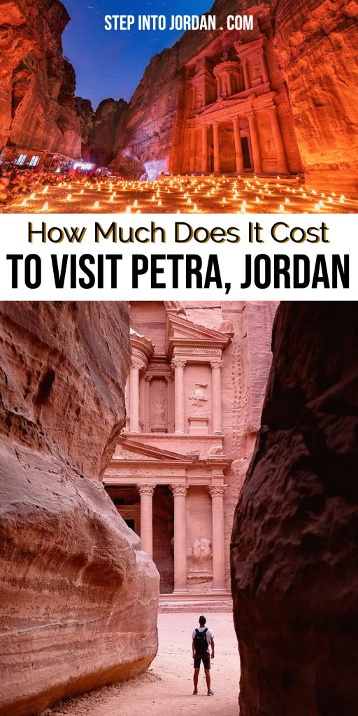 Petra Entrance Fees