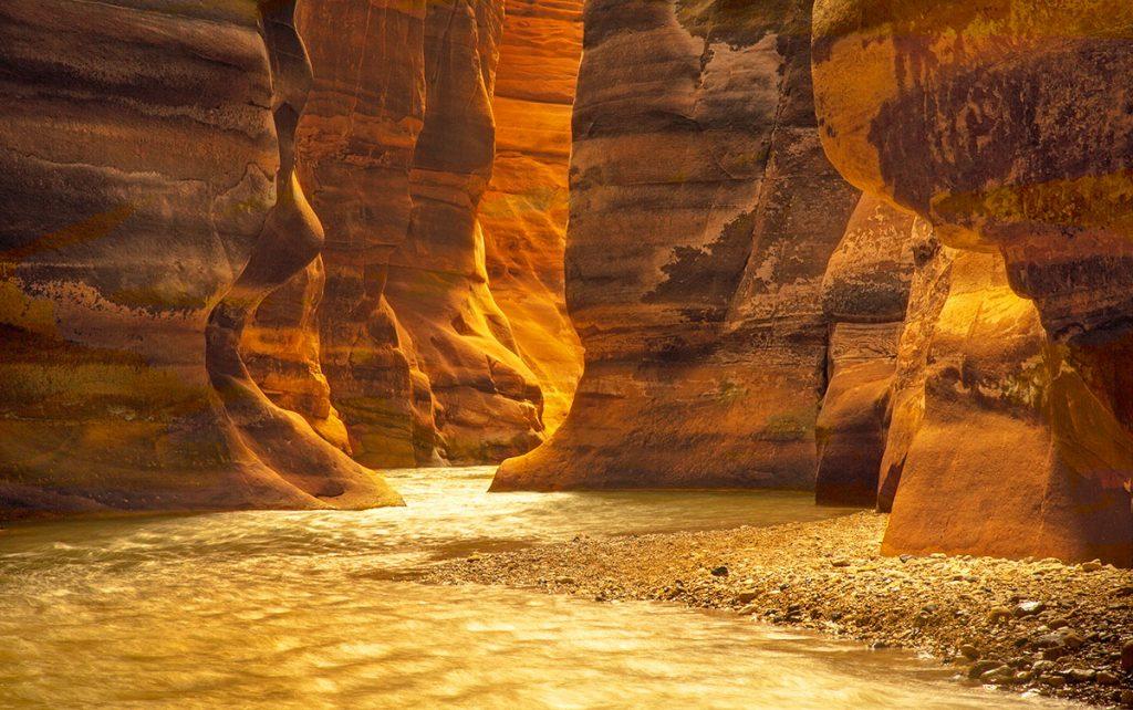 Wadi Mujib Cayoning
