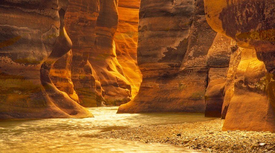 Wadi Mujib - Jordan.